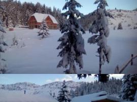 Planinarske kolibe Štedim, Rožaje