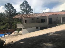Country Club de Aquas del Padre, Siguatepeque
