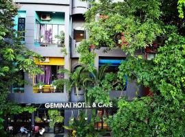 Geminai Hotel & Café, Донг-Хои