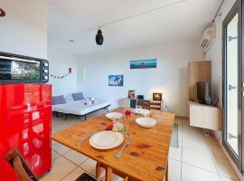 Appartement L'idylle de L'Etang, Étang-Salé