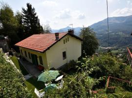 Garden Cottage, San Fedele Intelvi