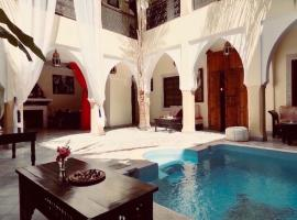Riad Libitibito, Marrakech