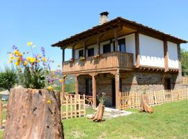 Dream house, Leshten