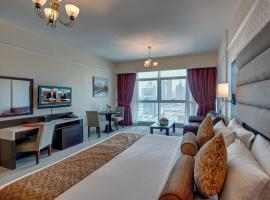 Emirates Grand Hotel Apartments, Dubaj