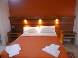 Las Balsas Hotel, Federación