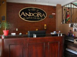 Hotel Andoria, San Salvador