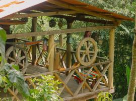Jardín Beraca Lodge, Cobán