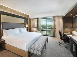 Legend Hotel Lagos Airport, Curio Collection By Hilton, Ikeja