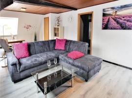 One-Bedroom Apartment in Schieder-Schwalenberg, Шидер-Шваленберг
