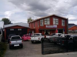 "RESIDENCIAL ""YALE"", Puerto Natales"