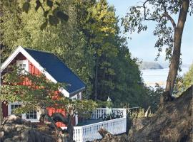 Holiday home Sætre Øvre Wærpen, Drøbak