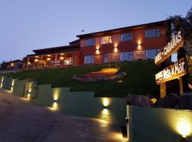 Hotel y Cabañas Terrazas Vista al Mar, Ancud