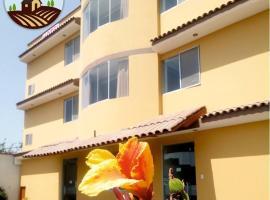 Hotel KSIK, Pachacamac