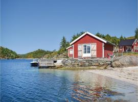 Two-Bedroom Holiday Home in Haugesund, Haugesund