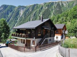Apartment Haus Alpenrose, Blatten bei Naters