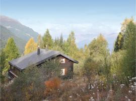 Chalet Kibou, Bürchen