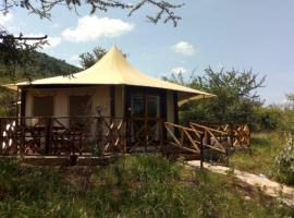 Emayian Luxury Camp, Masai Mara