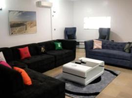 Luxury 3 Bedroom Apt, Lagos