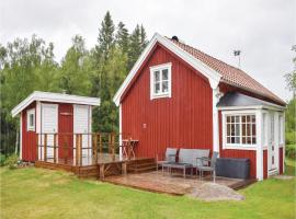 Two-Bedroom Holiday Home in Nassjo, Nässjö