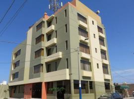 Hotel Victoria, Pisco