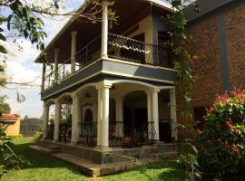 Byamanahouse, Kigali