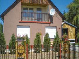 Three-Bedroom Holiday Home in Balatonfenyves, Balatonfenyves
