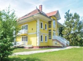 One-Bedroom Apartment in Cskonyavisonta, Csokonyavisonta