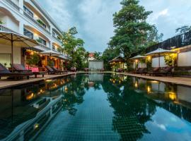 Lin Ratanak Angkor Hotel, Siem Reap