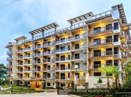 Outlook Ridge Residences- North Wing 106, Багио