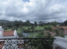 Bastos,Golf (LES FLAMANTS ROSE), Yaoundé