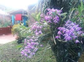 Casa de las orquídeas, El Soberbio