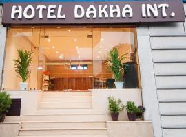 Hotel Dakha International, Nowe Delhi