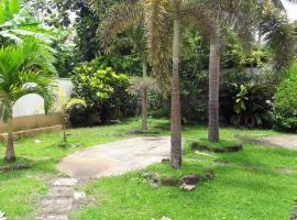 Villa Hibiscus, Soufrière