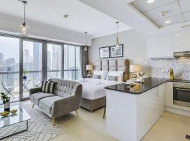 ★Luxurious Downtown Studio By The Burj Khalifa★, Дубай