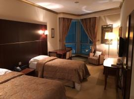Al Marwa Rayhaan Private Unit with Kaabah View, Mekka