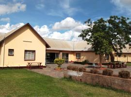 Longacres Lodge, Lusaka