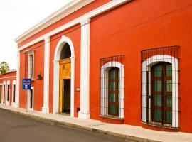 Hotel Boutique Hacienda del Gobernador, Colima