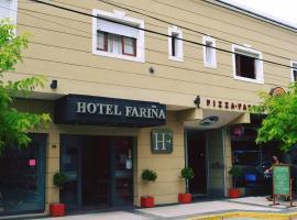 Hotel Fariña, Mar de Ajó