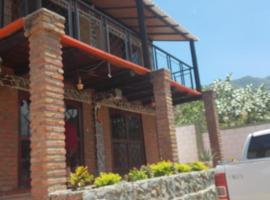 Cabaña JICUA, Taganga