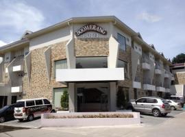Boomerang Hotel, Angeles