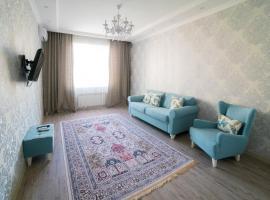 Квартира Гагарин парк, Almaty
