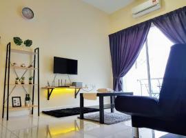 Puchong Skypod 10 Pax IOI Mall Cozy Apartment, Puchong