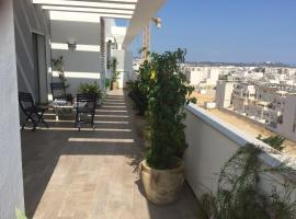 Penthouse Apartment in Tunis Ain Zaghouan Nord, Tunis