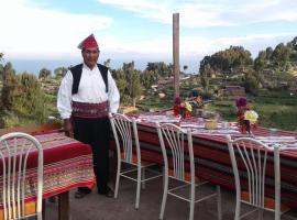 Taquile Intika Pachamama Lodge, Huillanopampa