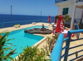 Hostel Maresia, Praia