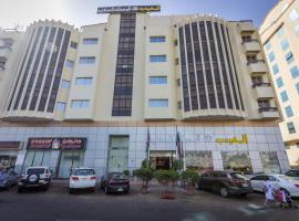 Al Muhaidb Palastine 2, Джедда