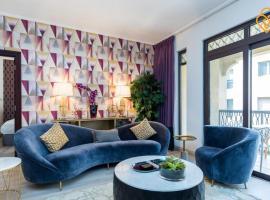 Keysplease Luxury 2 B/R Yansoon Dubai OldTown, Dubai