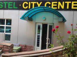 City Center Hostel, Almaty