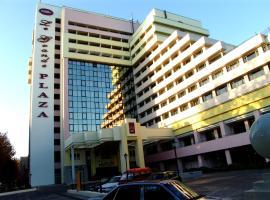 Le Grande Plaza Hotel, Taszkient