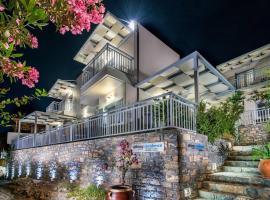 Athina Residence, Léntas